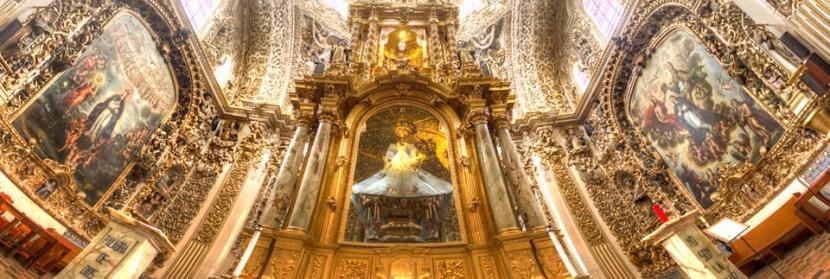 Taufe in Puebla